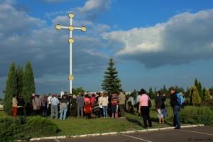 Папський хрест на Іподромі фото Іванна Собко