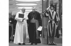 Кардинал П. Паролін