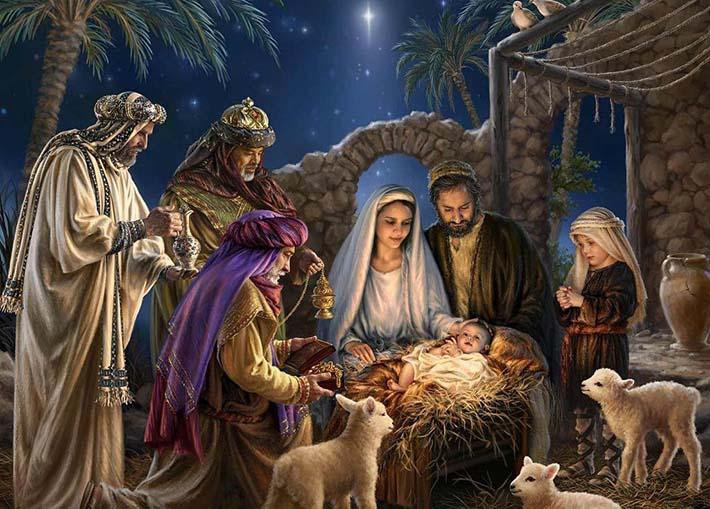 Різдво разом: Трьох Царів
