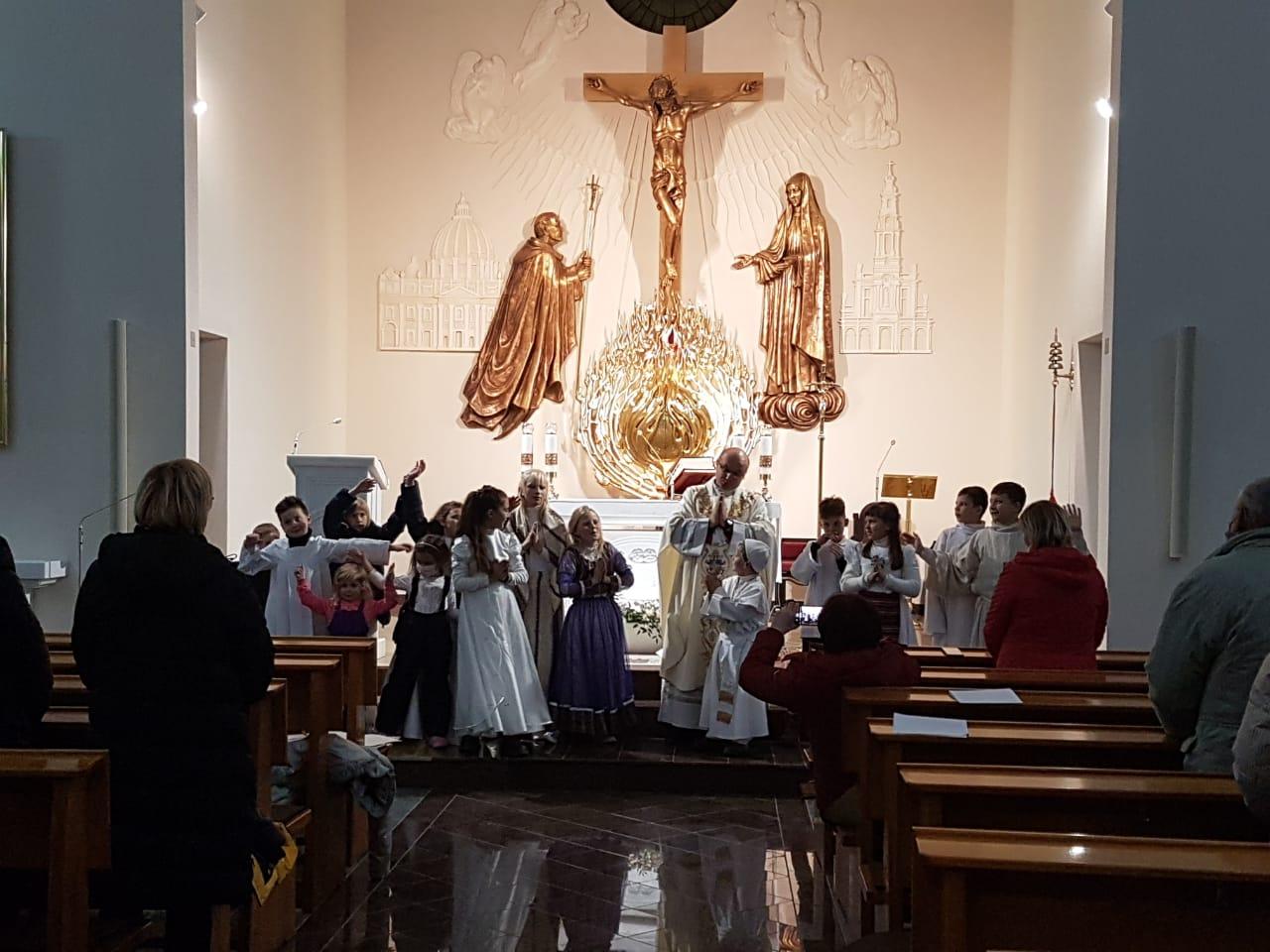 Концерти на честь Христа Царя і 100-річчя від дня народження св. Йоана Павла ІІ