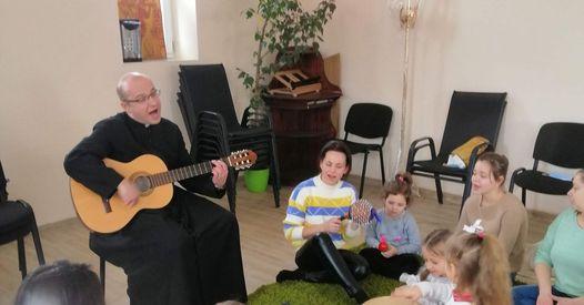 Музичний майстер-клас: навчимось нових піснень та гри на різних інструментах