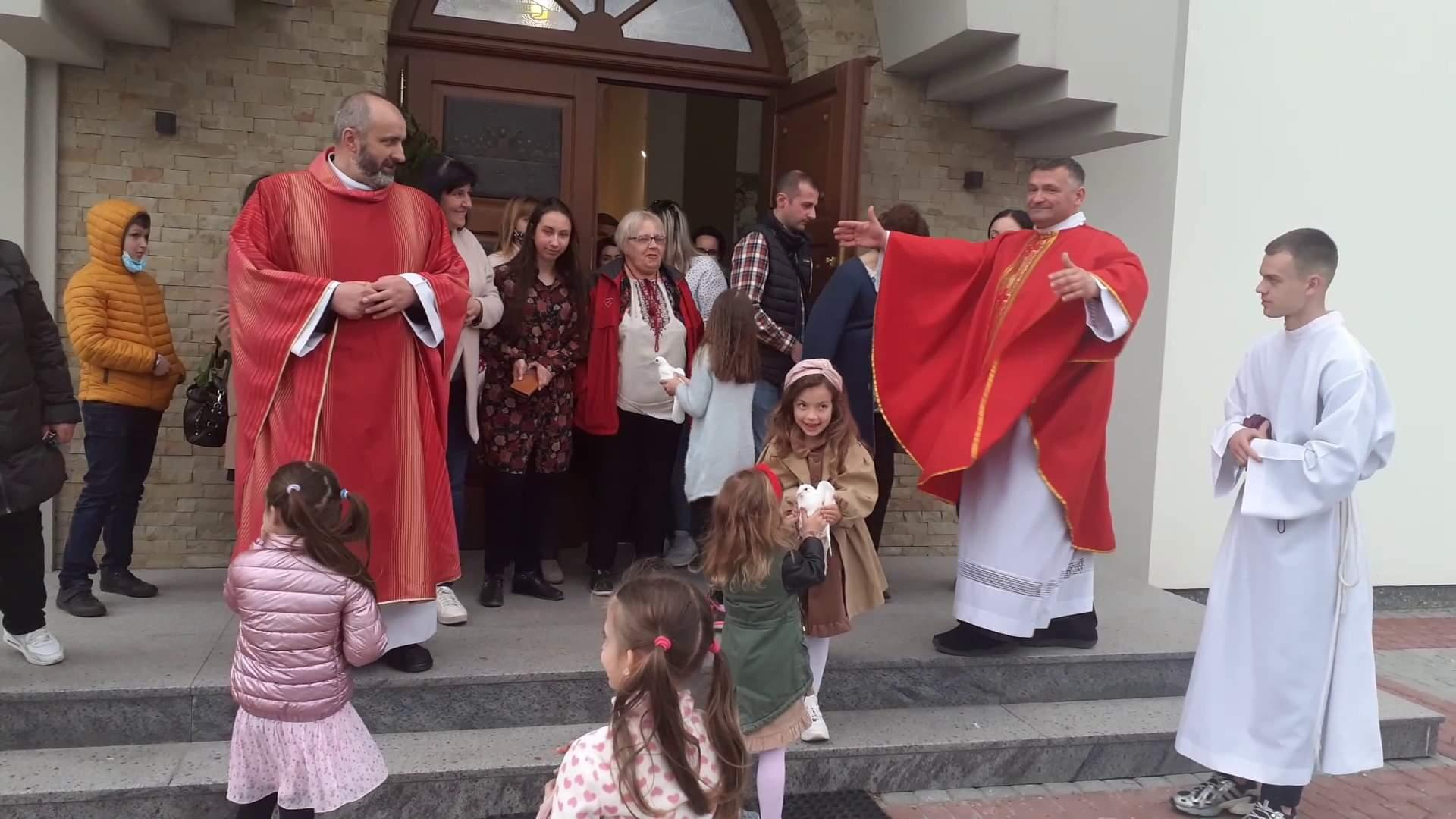Священичі ювілеї на парафії