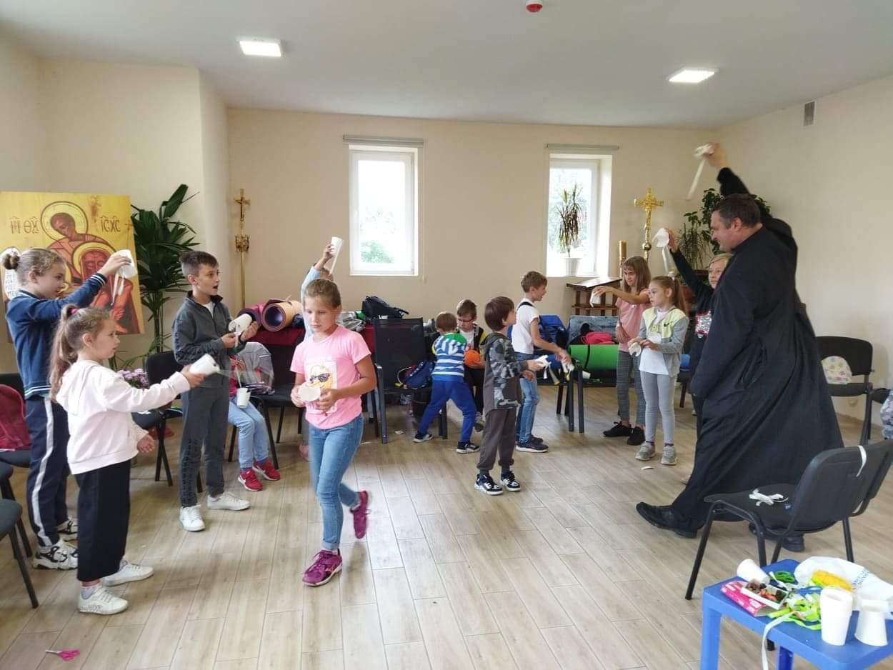 Театральний християнський табір для дітей з 9 по 13 серпня