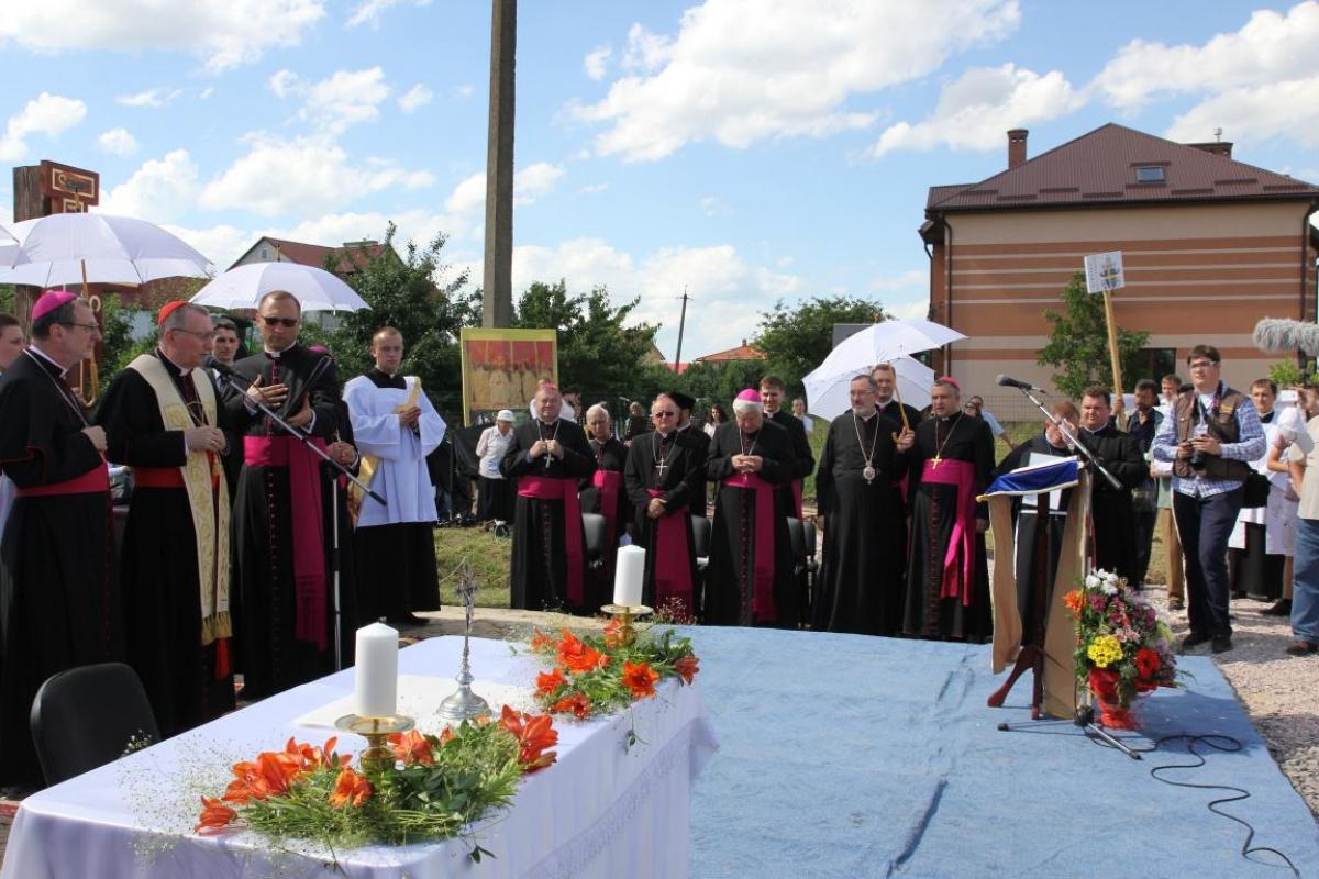 brali udział łacińscy i greccy biskupi